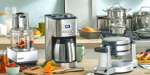 Основні показники кухонної побутової техніки