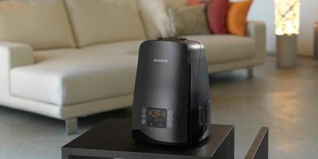 Что такое бытовой увлажнитель воздуха?