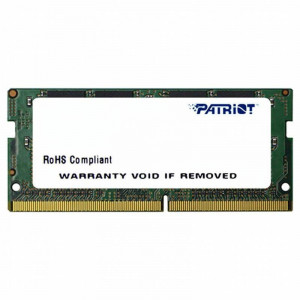 SO-DIMM 4GB/2400 DDR4 Patriot Signature Line (PSD44G240081S)