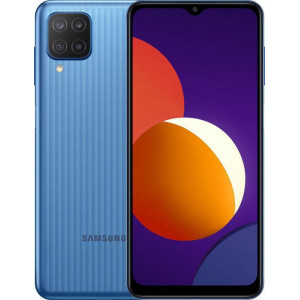 Samsung Galaxy M12 SM-M127 4/64GB Dual Sim Light Blue (SM-M127FLBVSEK)