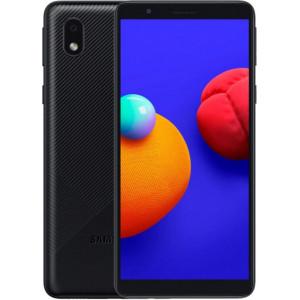 Samsung Galaxy A01 Core SM-A013 1/16GB Dual Sim Black (SM-A013FZKDSEK)