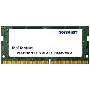 SO-DIMM 4GB/2400 DDR4 Patriot Signature (PSD44G240082S)