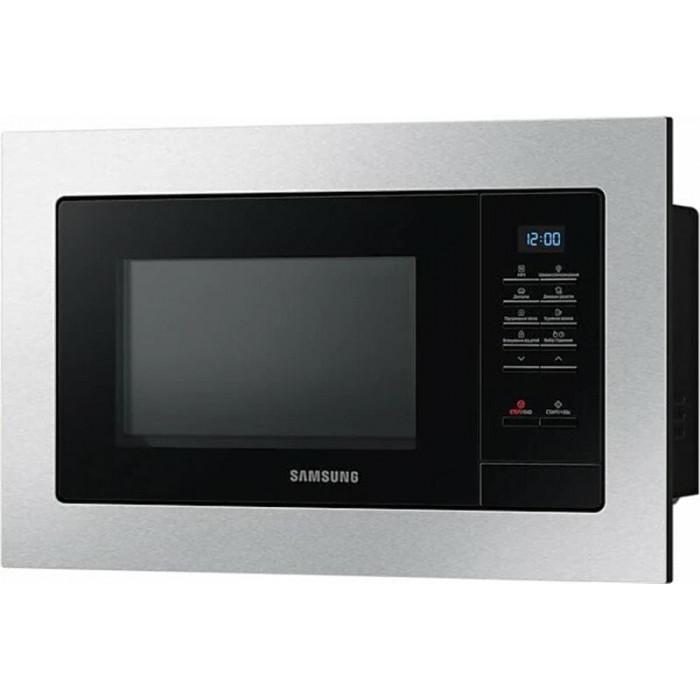 Вбудована мікрохвильова піч Samsung MS20A7013AT/UA