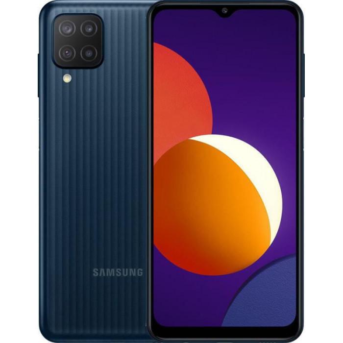 Samsung Galaxy M12 SM-M127 4/64GB Dual Sim Black (SM-M127FZKVSEK)