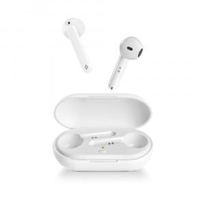 Bluetooth-гарнітура Ttec AirBeat Free True Wireless Headsets White (2KM133B)