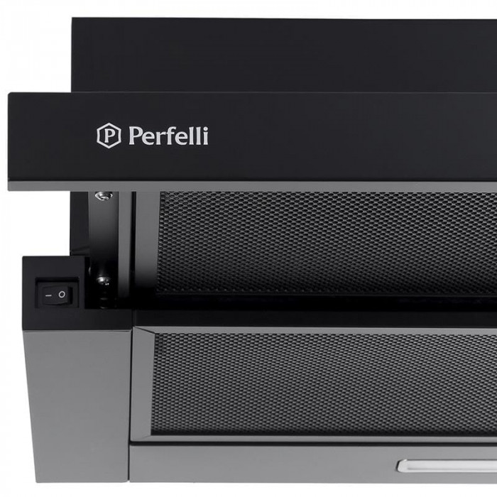 Витяжка Perfelli TL 6316 BL 700 LED