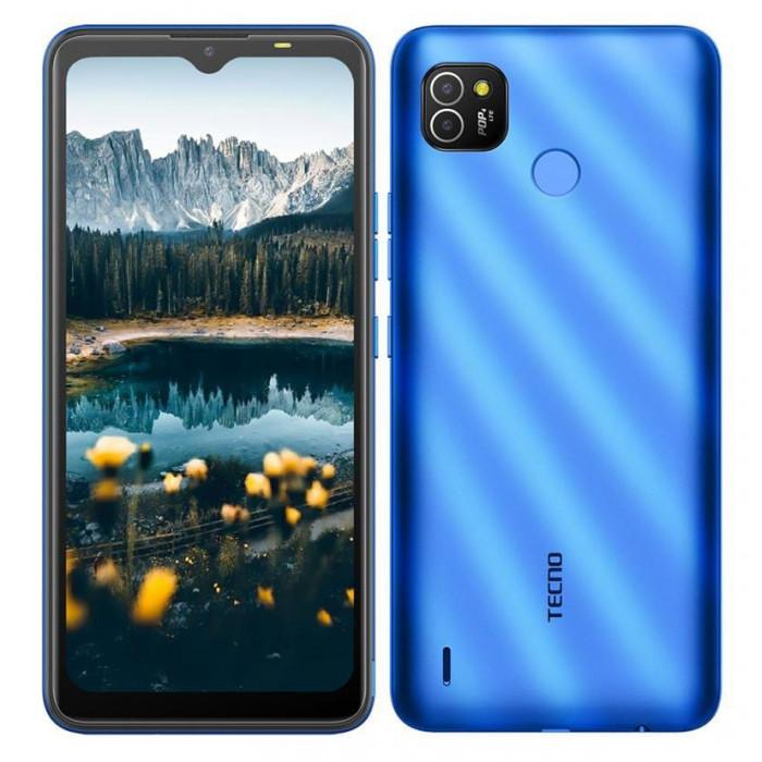 Tecno Pop 4 (BC1s) LTE 2/32GB Dual Sim Aqua Blue (4895180764073)