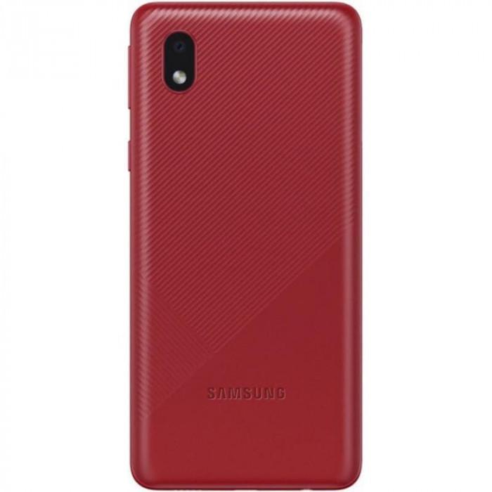 Samsung Galaxy A01 Core SM-A013 1/16GB Dual Sim Red (SM-A013FZRDSEK)