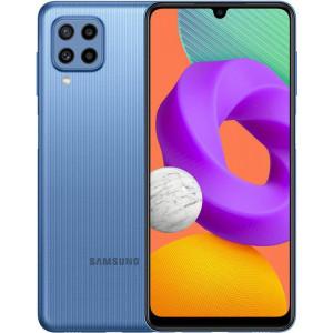Samsung Galaxy M22 SM-M225 4/128Gb Dual Sim Blue (SM-M225FLBGSEK)