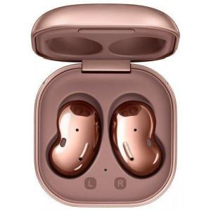Bluetooth-гарнітура Samsung Galaxy Buds Live SM-R180 Bronze (SM-R180NZNASEK)