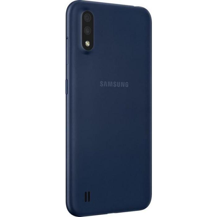 Samsung Galaxy A02 SM-A022 2/32GB Dual Sim Blue (SM-A022GZBBSEK)