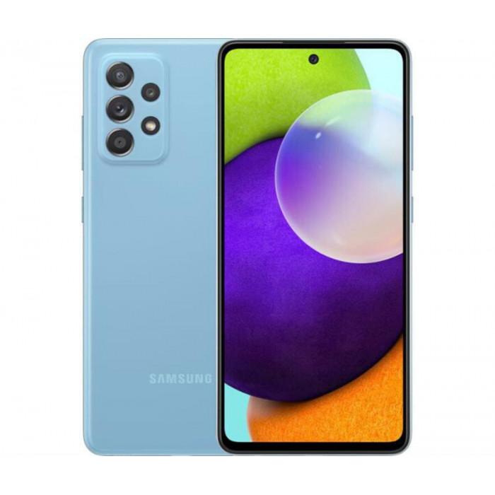 Samsung Galaxy A52 SM-A525 4/128GB Dual Sim Blue (SM-A525FZBDSEK)