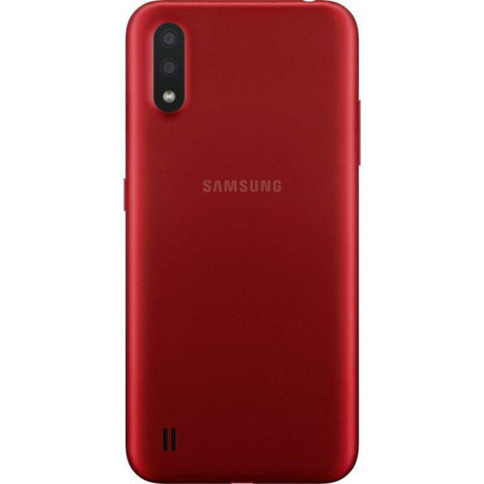Samsung Galaxy A02 SM-A022 2/32GB Dual Sim Red (SM-A022GZRBSEK)