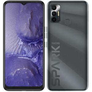 Tecno Spark 7 Go (KF6m) 2/32GB Dual Sim Magnet Black (4895180766367)