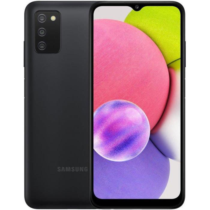 Samsung Galaxy A03s SM-A037 4/64GB Dual Sim Black (SM-A037FZKGSEK)